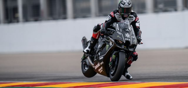 Racing's easy, the bike does all the work…