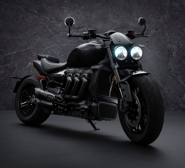 New 2021 Triumph Rocket 3 Limited Editions