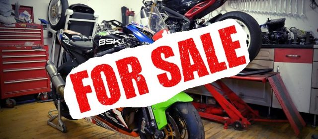 When selling a bike is like losing a family member