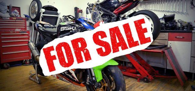 When selling a bike is like losing a family member