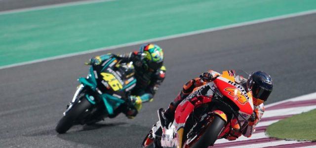 Official MotoGP Test Results