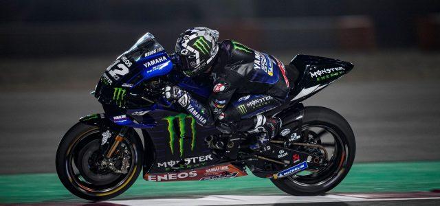 Official MotoGP Test Results Thursday