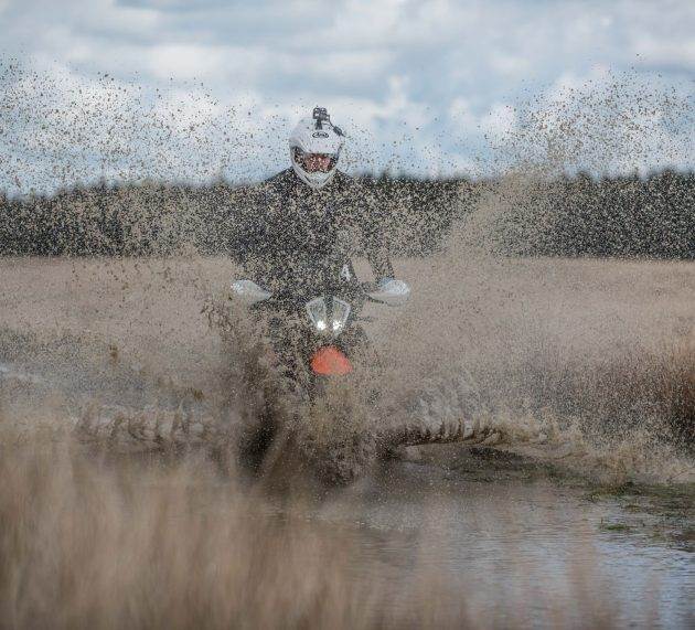 Top 5 Ways for Novices to go Off-Road Riding