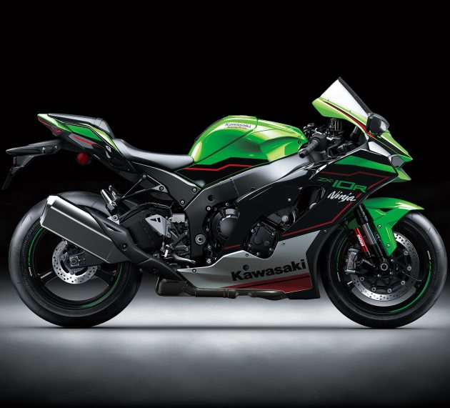 All you need to know about the 2021 Kawasaki ZX-10R and RR