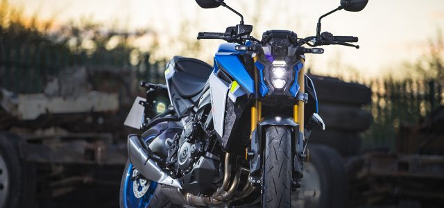 All you need to know about the new Suzuki GSX-S1000