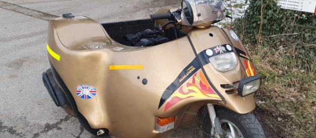 Rubbish motorbikes and how to enjoy them