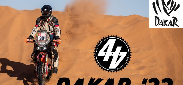 44Teeth does Dakar Rally '22