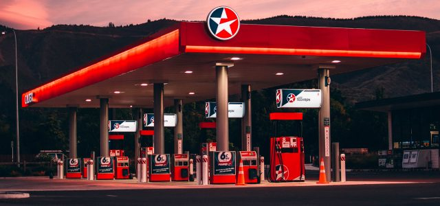 Why the fuel station is my biggest trigger