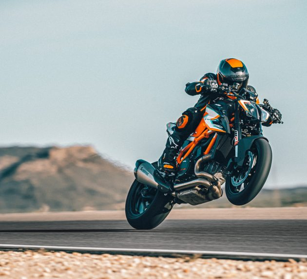2021 KTM 1290 Super Duke RR Unveiled