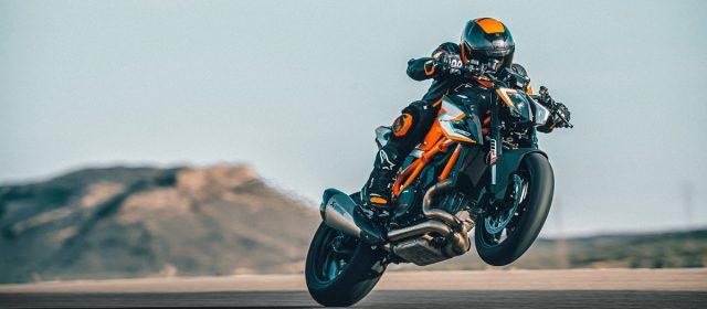 2021 KTM 1290 Super Duke RR Unveiled