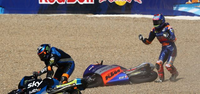 Gravel trap punch-ups; what's the big deal?