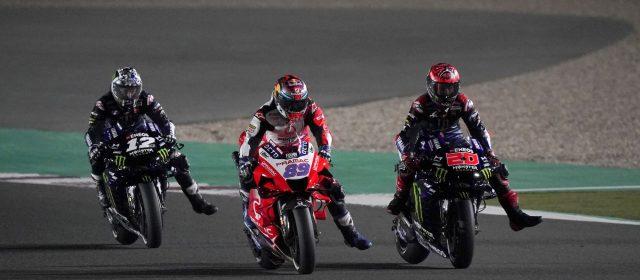 MotoGP Qatar Rd 2 Schedule