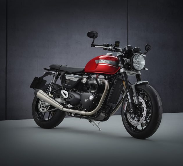 2021 Triumph Speed Twin – all you need to know