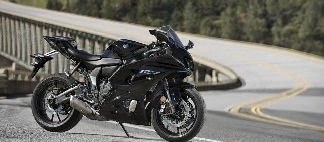 Yamaha R7; Supersport reinvented?