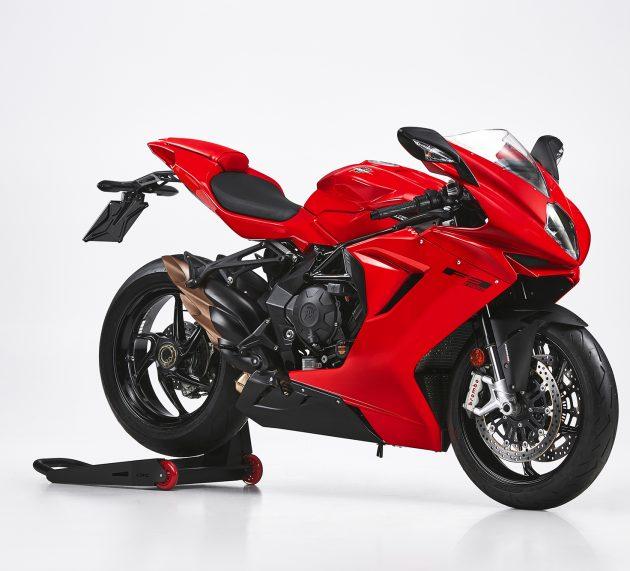 MV Agusta F3 Rosso | Motorcycle Porn