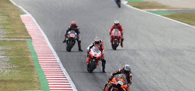 2021 MotoGP Catalunya   Rider Ratings