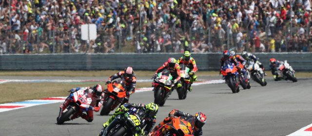 How to make it to MotoGP