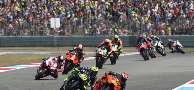 MotoGP Assen | Schedule