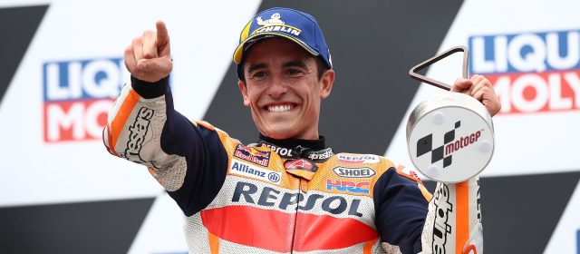 Marc Marquez; a flash in the pan?