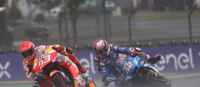 Rins to miss home GP after cycling crash