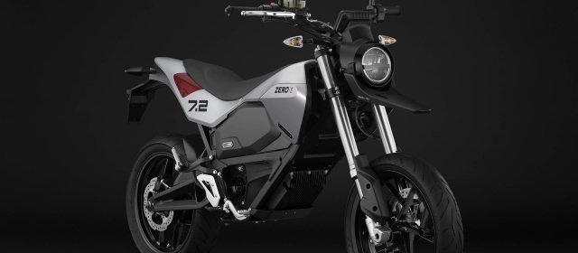Zero Motorcycles launch new FXE