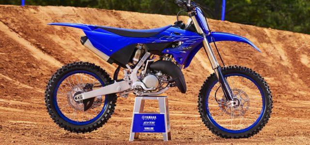 2022 Yamaha YZ125 | Two-stroke MX
