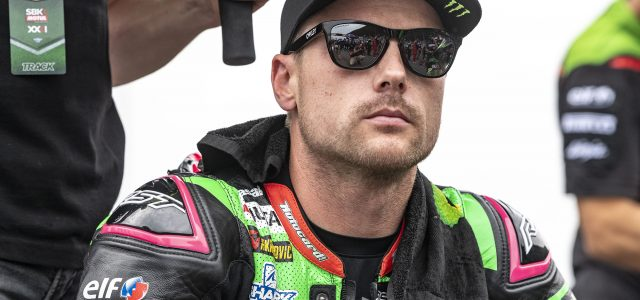 Alex Lowes extends contract with KRT