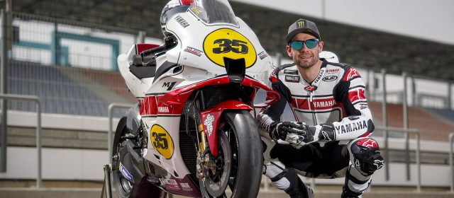 Cal Crutchlow to Replace Morbidelli at British GP
