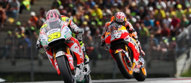MotoGP | The boys are back in town