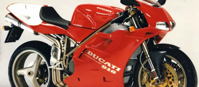 Top 5 most iconic sportsbikes ever