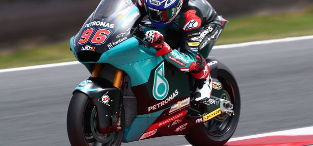 Jake Dixon   MotoGP Rider