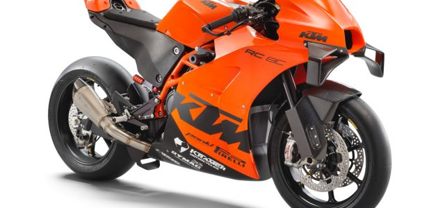 KTM RC 8C | READY TO RACE