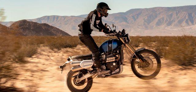 Triumph enter MX and Enduro world | CONFIRMED