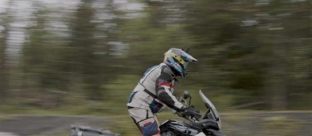 Triumph enters off-road sector?