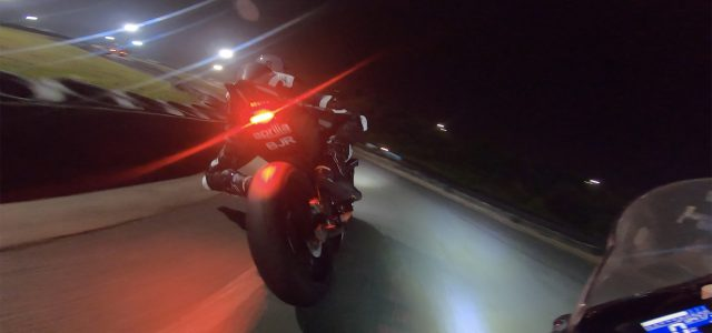 Video: The UK's First 24-Hour Motorcycle Race