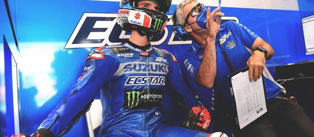 Crew Chief to the MotoGP stars | Jose Manuel Cazeaux
