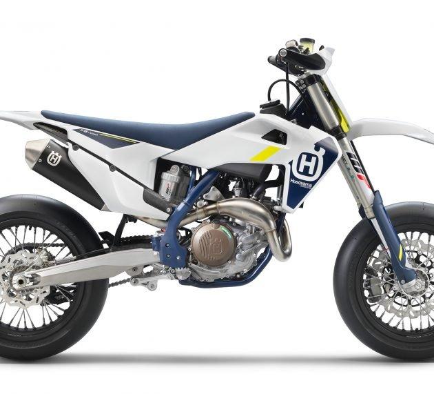 2022 Husqvarna FS 450   Supermoto, baby!