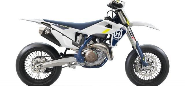 2022 Husqvarna FS 450 | Supermoto, baby!