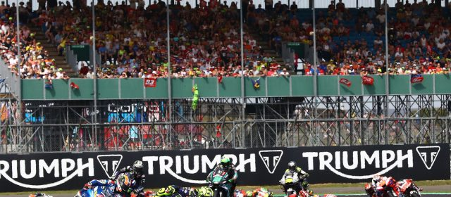 MotoGP Silverstone | Schedule