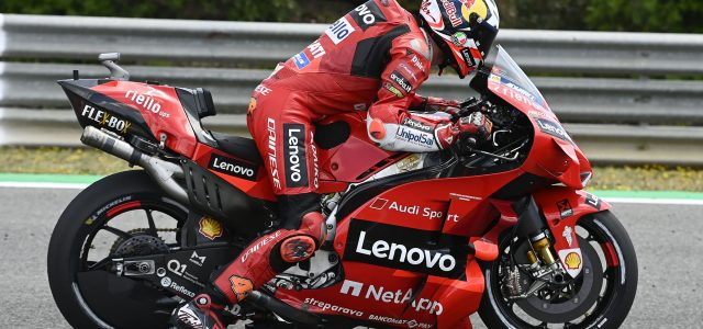 MotoGP Rear Ride Height Device explained
