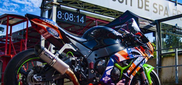 Spa Weekend   The 6 Heures Motos