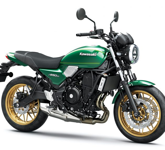 Kawasaki Z650RS | A Retro Revolution?