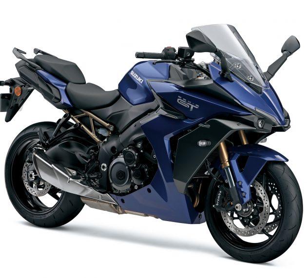 2021 Suzuki GSX-S1000GT