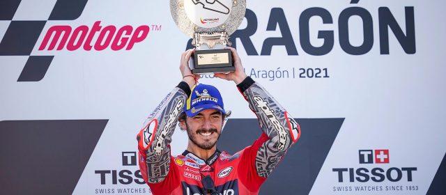 2021 MotoGP Aragon Rider Ratings