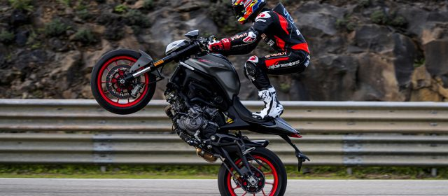Ducati Monster | First Ride