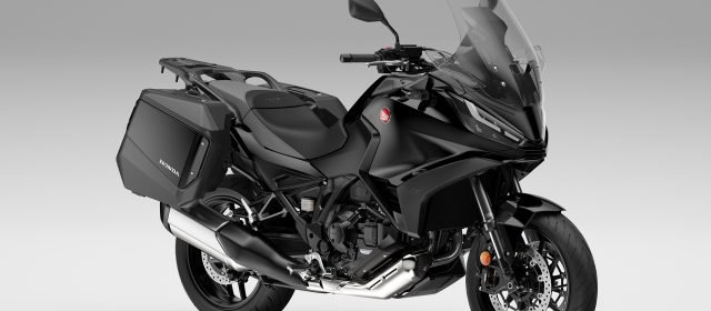 Honda NT1100 | The all-new touring tool