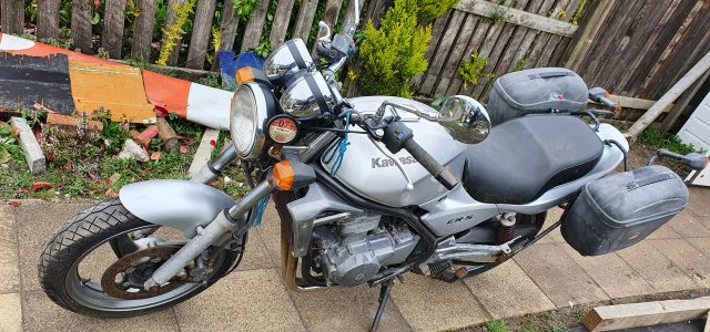 Year-round motorcycling | Sorted