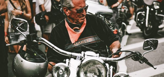 Motorcyclists   An aging population?