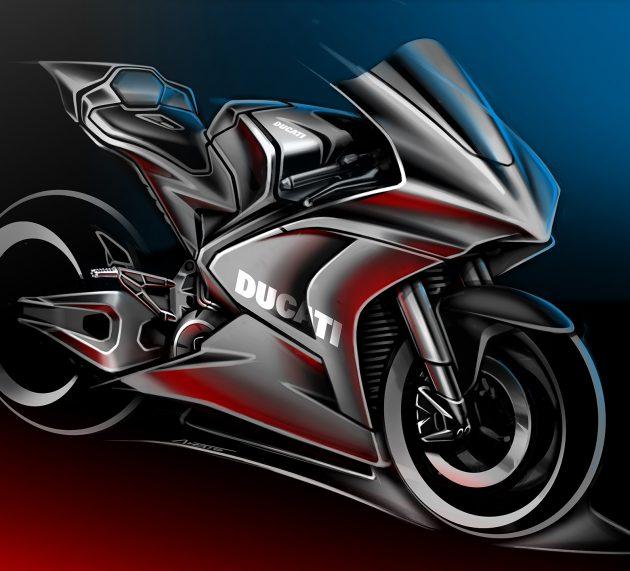 Ducati to supply bikes for MotoE in 2023