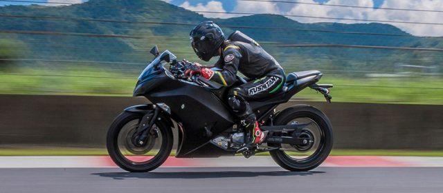 Kawasaki Hybrid Motorcycle Revealed